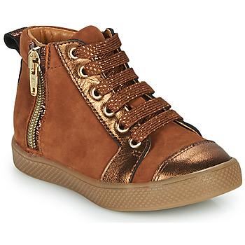 鞋子 女孩 高帮鞋 GBB SAVIA 棕色