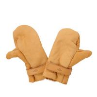 纺织配件 儿童 手套 Easy Peasy TOUCHOO 棕色