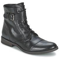 鞋子 女士 短筒靴 Balsamik EMA 黑色
