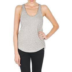 衣服 女士 無領短袖套衫/無袖T恤 Stella Forest YDE019 淺米色