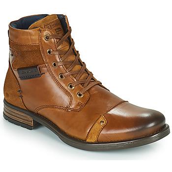 鞋子 男士 短筒靴 Redskins NITRO 棕色
