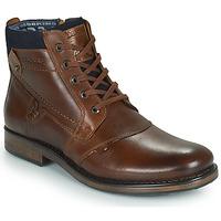 鞋子 男士 短筒靴 Redskins NOYANT 棕色