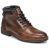 鞋子 男士 短筒靴 Redskins JABOR 棕色