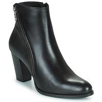 鞋子 女士 短靴 Fericelli POMIO 黑色