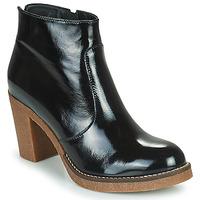 鞋子 女士 短靴 Fericelli PARMIN 黑色