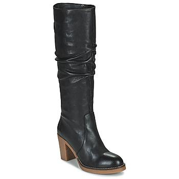 鞋子 女士 都市靴 Fericelli PISTIL 黑色