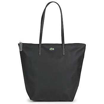 包 女士 购物袋 Lacoste L.12.12 CONCEPT LONG 黑色