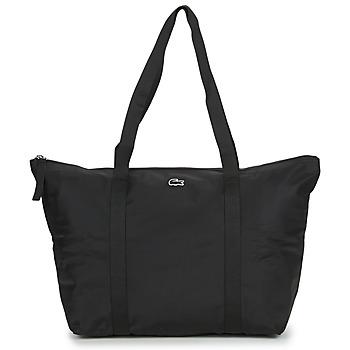 包 女士 购物袋 Lacoste JEANNE LARGE 黑色
