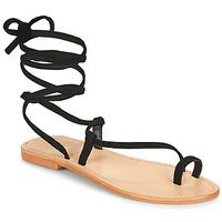 鞋子 女士 凉鞋 Jonak WALT 黑色