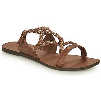 鞋子 女士 凉鞋 Jonak IVANA 棕色