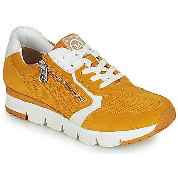 鞋子 女士 球鞋基本款 Marco Tozzi NERIANA 黄色