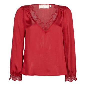 衣服 女士 女士上衣/罩衫 Moony Mood PABITAIN 红色