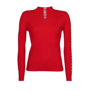 衣服 女士 羊毛衫 Moony Mood PABJATO 红色