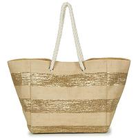 包 女士 购物袋 Betty London  米色 / 金色