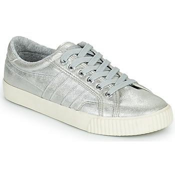 鞋子 女士 球鞋基本款 Gola GOLA TENNIS MARK COX SHIMMER 银灰色