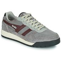 鞋子 男士 球鞋基本款 Gola GOLA TREK LOW 灰色 / 波尔多红