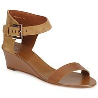 鞋子 女士 凉鞋 Hugo Boss Black SAFFY 棕色