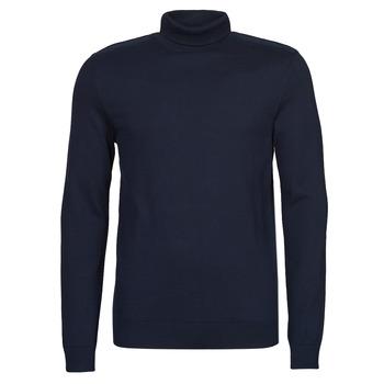 衣服 男士 羊毛衫 Selected 思莱德 SLHBERG 海蓝色