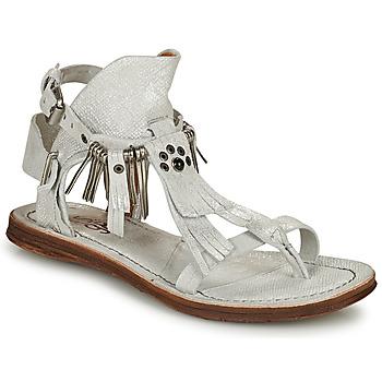 鞋子 女士 凉鞋 Airstep / A.S.98 RAMOS 白色 / Irisé