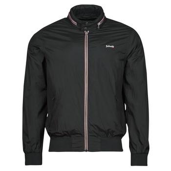 衣服 男士 夹克 Schott CABLS21R 黑色