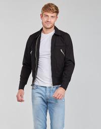 衣服 男士 夹克 Schott FORREST 黑色