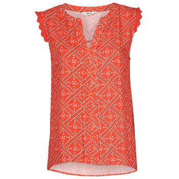 衣服 女士 女士上衣/罩衫 Only ONLVIOLETTE 橙色