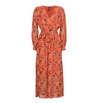 衣服 女士 长裙 Vero Moda VMFLOW 红色