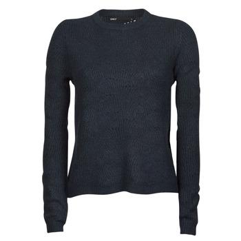 衣服 女士 羊毛衫 Only ONLLOLLI 海蓝色