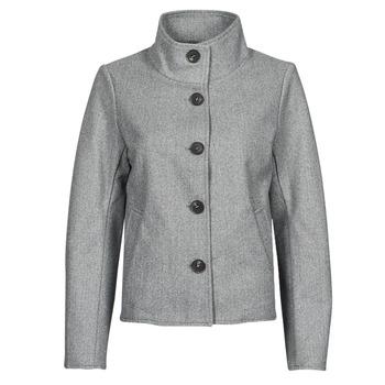 衣服 女士 外套/薄款西服 Only ONLVICTORIA 灰色