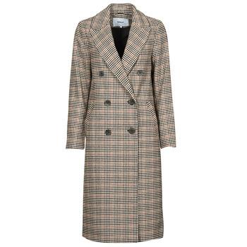 衣服 女士 大衣 Only ONLZOEZUE 棕色