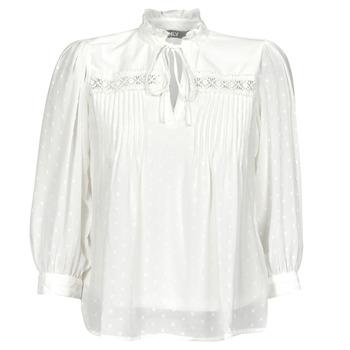 衣服 女士 女士上衣/罩衫 Only ONLMADONNA 白色
