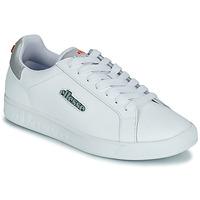 鞋子 女士 球鞋基本款 艾力士 CAMPO 白色 / 银灰色