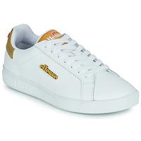 鞋子 女士 球鞋基本款 艾力士 CAMPO 白色 / 金色