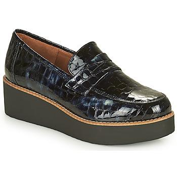 鞋子 女士 皮便鞋 Fericelli PARNILLA 海蓝色