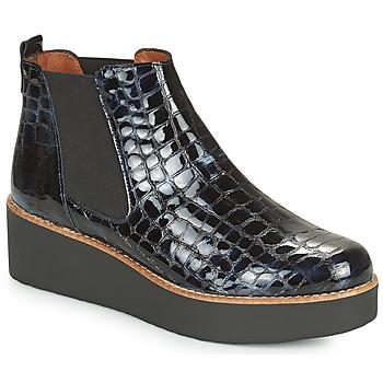 鞋子 女士 短筒靴 Fericelli LORNA 海蓝色