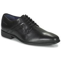 鞋子 男士 德比 Redskins HALOIS 黑色