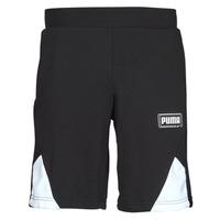 衣服 男士 短裤&百慕大短裤 Puma 彪马 RBL SHORTS 黑色 / 白色