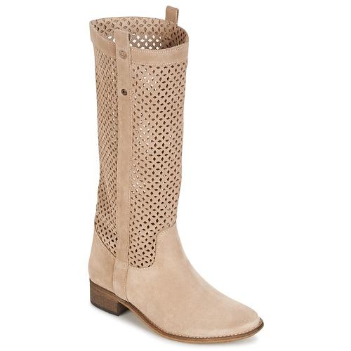 鞋子 女士 都市靴 Betty London DIVOUI 米色