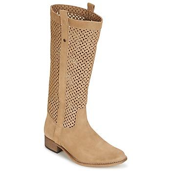 鞋子 女士 都市靴 Betty London DIVOUI 驼色