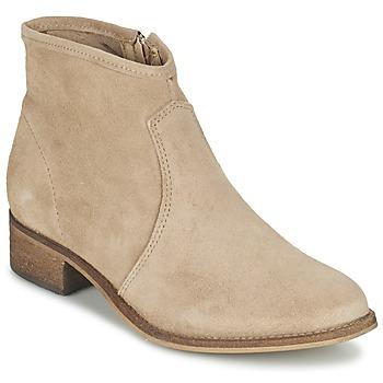 鞋子 女士 短筒靴 Betty London NIDIA 米色