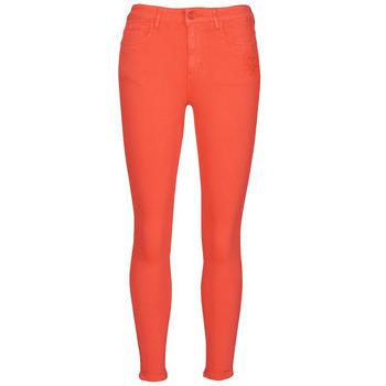 衣服 女士 多口袋裤子 Desigual ALBA 红色