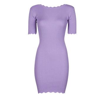 衣服 女士 短裙 Yurban PAULINO 淡紫色