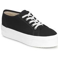 鞋子 女士 球鞋基本款 Yurban SUPERTELA 黑色