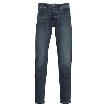 衣服 男士 紧身牛仔裤 Jack & Jones 杰克琼斯 JJIMIKE 黑色