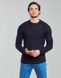 衣服 男士 羊毛衫 Jack & Jones 杰克琼斯 JJCRAIG 海蓝色