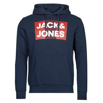 衣服 男士 卫衣 Jack & Jones 杰克琼斯 JJECORP 海蓝色