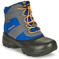 鞋子 儿童 登山 Columbia 哥伦比亚 YOUTH ROPE TOW BOY 蓝色 / 橙色