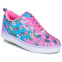 鞋子 儿童 轮滑鞋 Heelys PRO 20 玫瑰色 / 淡紫色 / 蓝色