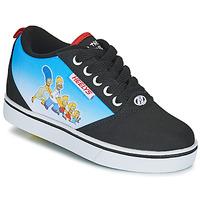 鞋子 儿童 轮滑鞋 Heelys PRO 20 PRINTS 黑色 / 蓝色 / 多彩