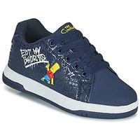 鞋子 儿童 轮滑鞋 Heelys SPLIT 蓝色